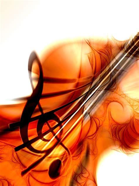 ilustracion gratis violin escuchar sonido sonidos