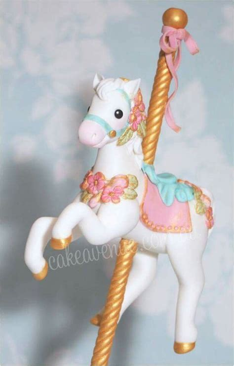 carousel cake topper 17 best ideas about carousel cake on carousel