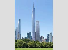Central Park Tower, 225 West 57th Street, NYC Condo