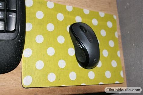 comment fabriquer un tapis de souris tapis de souris ciloubidouille