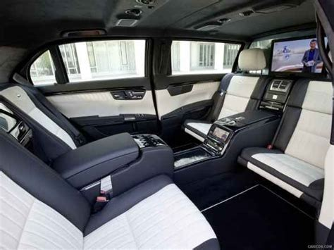 Gallery of 12 high resolution images and press release information. Pin on Pullman, Maybach, MB Limo`s