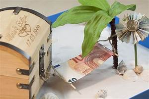 Geldgeschenk Urlaub Basteln : originelles diy wenn man geld f r die flitterwochen ~ Lizthompson.info Haus und Dekorationen