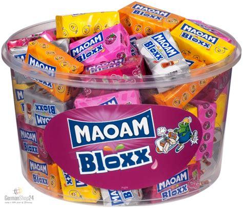 maoam bloxx box