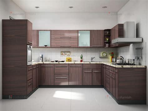 shaped kitchen design apartment design ideas