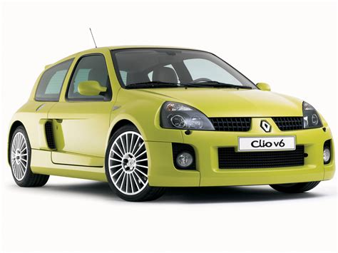renault clio v6 2003 renault clio v6 related infomation specifications