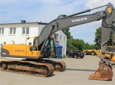 volvo ec210 f ec210f excavator service repair manual instant downlo