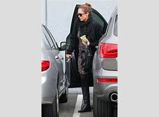 Hollywood Female Celebrities and Their Hot Rides