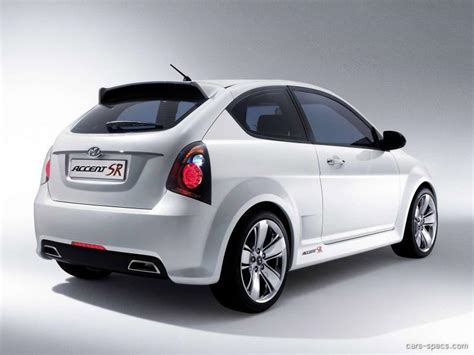 hyundai accent hatchback specifications pictures prices