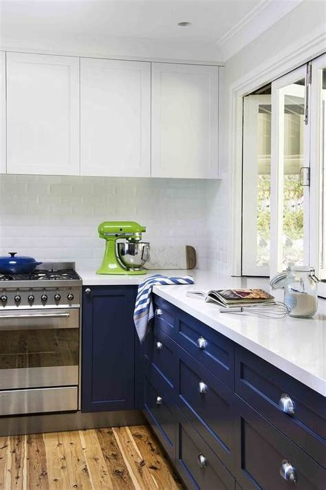 blue and white kitchen cabinets 28 navy blue kitchen cabinets having a moment navy