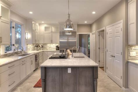 jim bishop cabinets dealers a kitchen in traverse city michigan has so much going on