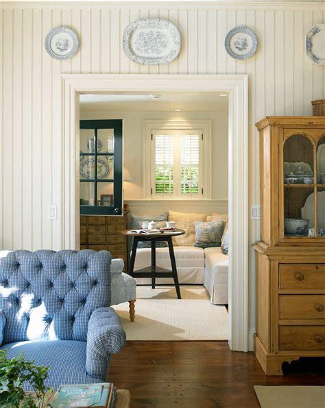 Beadboard In Living Room  Home Design