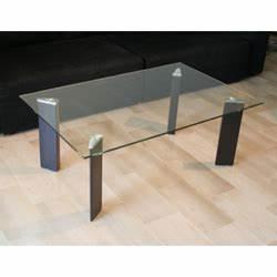 Petite Table En Verre : tables en verre table verre sur enperdresonlapin ~ Teatrodelosmanantiales.com Idées de Décoration