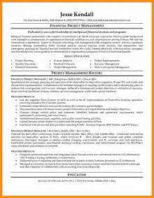best project manager resume 5 best project manager resume sle plan template
