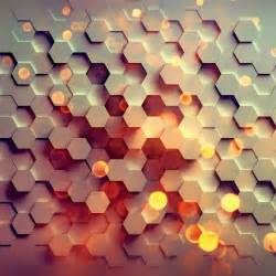 papersco android wallpaper vy honey hexagon digital