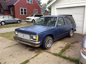 Buy Used 1989 Chevrolet S10 Blazer With Hydraulics  99