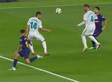 LaLiga Santander El Barcelona Real Madrid, en directo