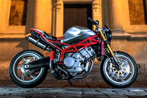 Towards The Light. A Moto Morini Corsaro 'superleggera