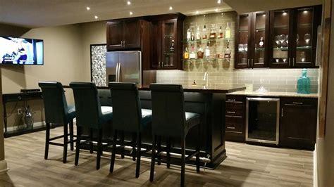 Kitchen Remodels Ideas - wet bar in fox creek subdivision rva remodeling llc