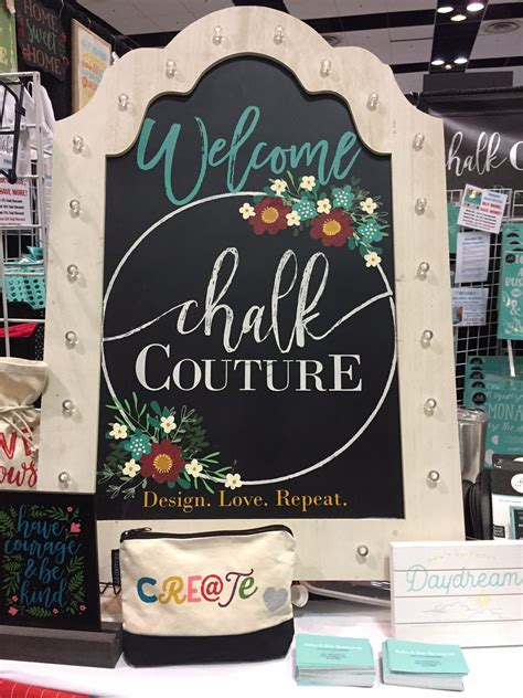 Hot Products   Show Floor Chalk Couture Stamp