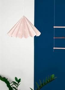 Diy Abat Jour : diy sympa transformer un papier peint en abat jour ~ Preciouscoupons.com Idées de Décoration