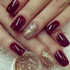 Amazing burgundy nail designs for women pretty
