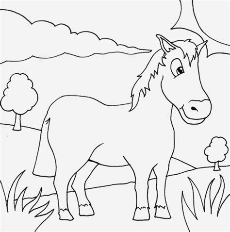 Coloring Kuda pin oleh ipa apriyani di kuda coloring pages