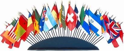 International Festival Flags Clip Service Students University