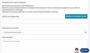 Comment Obtenir Un Prêt Caf : comment prendre contact avec la caf t l phone mail ~ Gottalentnigeria.com Avis de Voitures