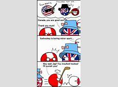 Polandball » Canada