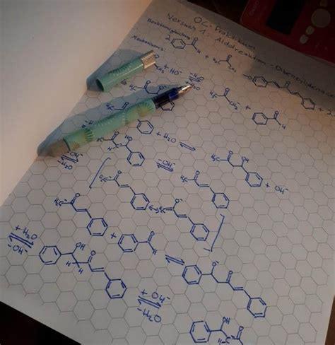 papel  hexagonos  quimicos organicos  quiza