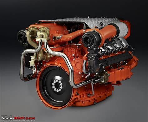 Boat Engine Manufacturers India by Scania Launches Marine Engines In India Team Bhp