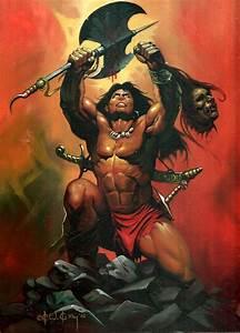 Conan The Barbarian Set 01
