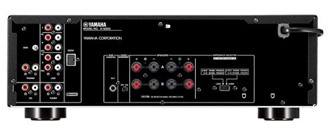 yamaha  integrated amplifer west coast  fi