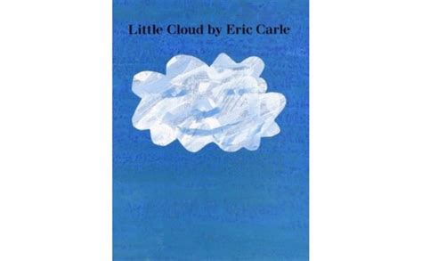 kids picture books little cloud by eric carle 9780140562781
