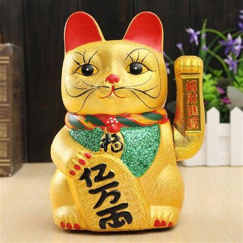 chat chinois porte bonheur acheter taupier sur la