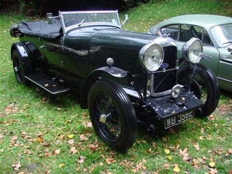 2011 Chelsea Legends - 1930 Lagonda 3-litre Low Chassis Tourer