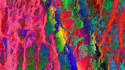 Rainbow Abstract Texture Colorful Artistic 1080 1920