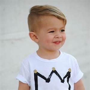 Coupe De Cheveux Pour Enfant : 65 coiffures sympas pour un petit gars ~ Dode.kayakingforconservation.com Idées de Décoration