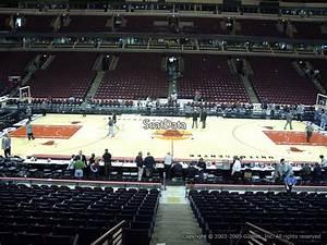 United Center Section 101 Seat Views Seatscore Rateyourseats