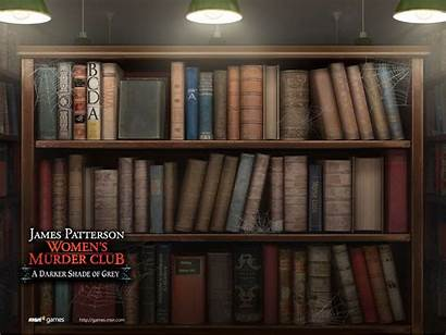 Bookcase Hipwallpaper Backgrounds Msn Wallpapers Games