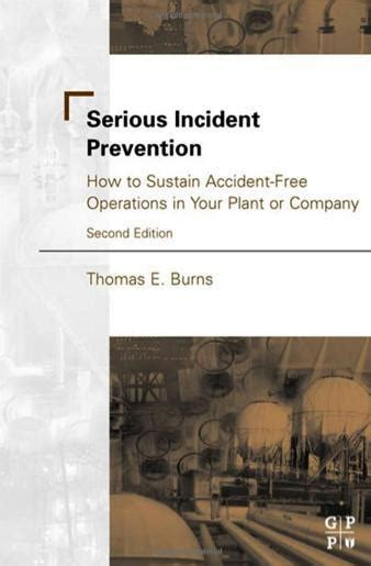 Serious Incident Prevention Book  Quality Safety Edge