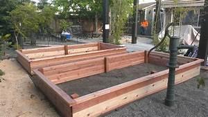 Planter, Box, For, Vegetable, Garden