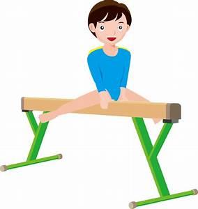 Gymnastics Clip Art - ClipArt Best