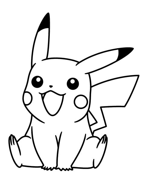 pikachu pokemon coloring pagesadult coloring book pages