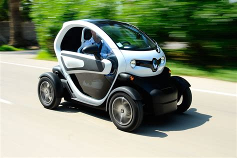 Renault Electric Car by Renault Twizy 80 Technic Review Auto Express