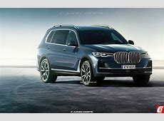 New BMW X7 This Is What It'll Look Like, Plus Everything
