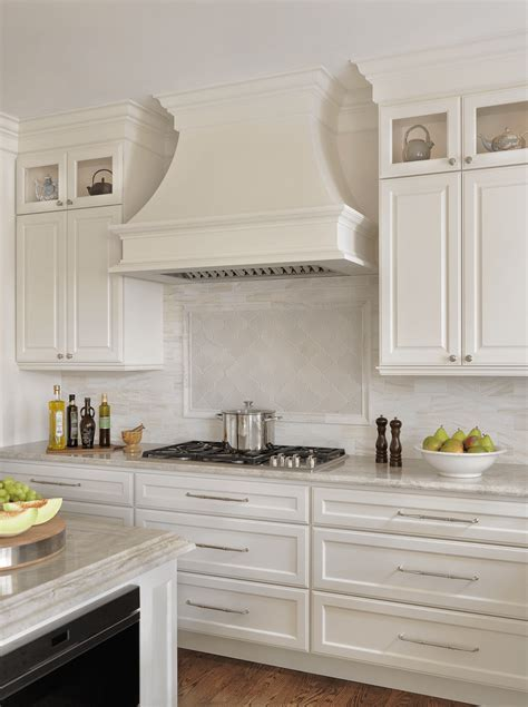 White Custom Range Hoods ? Home Ideas Collection
