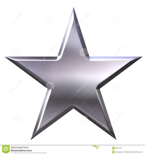 silver star royalty  stock photo image