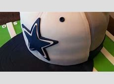 dallas cowboy cake, baseball hat cake cakes made by