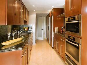 corridor kitchen layout the kitchen warehouse los With kitchen cabinet trends 2018 combined with sticker you coupon code
